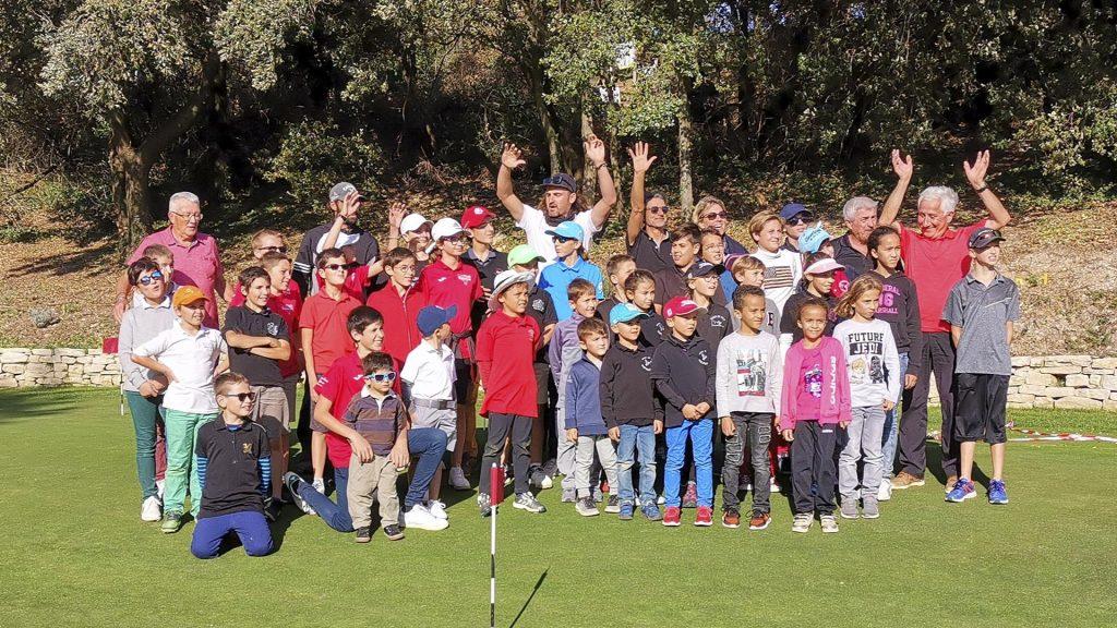 Golf des Chanalets Golfschule Bourg les Valence