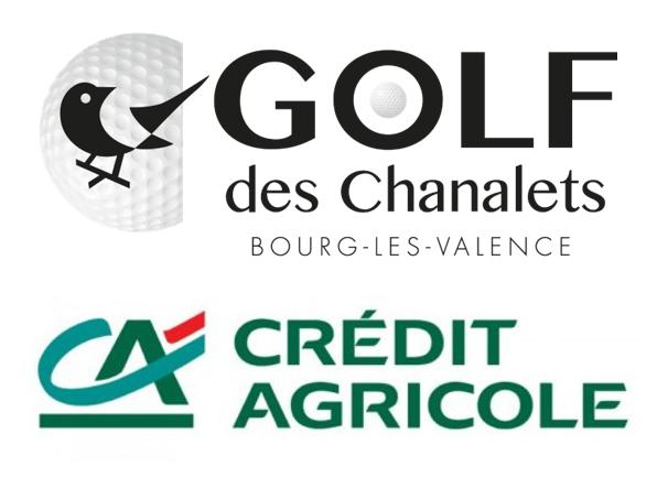 Golf Chanalets & Crédit Agricole