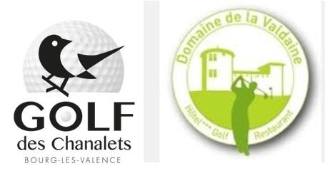 Golf de la Valdaine et golf des Chanalets